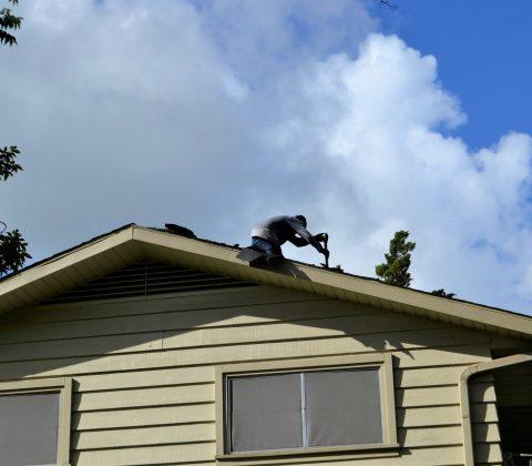 Roofing home repair